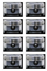 pontiac 455 pistons in Pistons, Rings, Rods & Parts