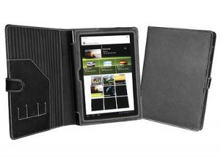 Cover Up Sony Tablet S (9.4 Inch) Nappa Leather Case   Black