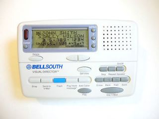 Bellsouth Caller ID Call Waiting Deluxe and Voice Mail Box for Your