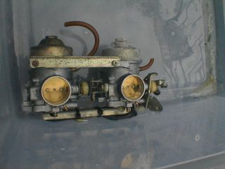 yamaha phazer ii 2 480 snowmobile carbs carburetor time left