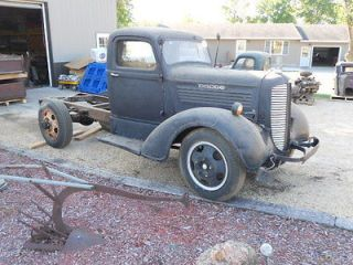 1937 dodge truck resotation project hot rod rat rod time
