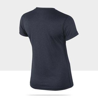 Nike Legend Swoosh Girls T Shirt 532462_451_B