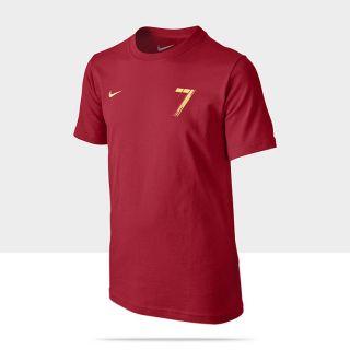 Nike Hero Cristiano Ronaldo 8y 15y Boys Core T Shirt 506744_611_A