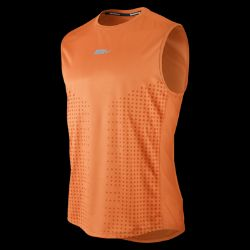 Nike Nike Sublimated Mens Running Shirt  Ratings