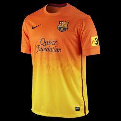 2012/13 FC Barcelona Replica Short Sleeve Mens Soccer Jersey