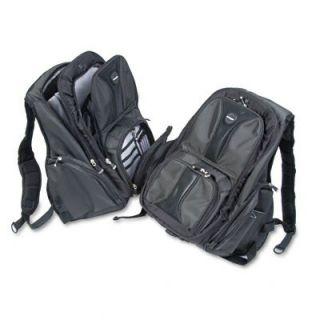 Kensington Contour Backpack Bag for 17 Laptop Notebook Shock