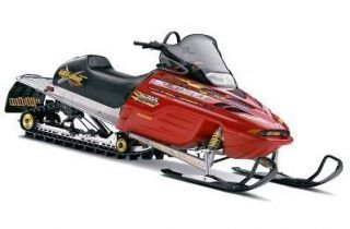 2001 Ski Doo Summit Service Repair Manual 600 700 800