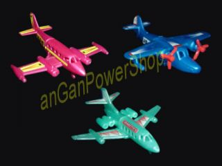 Compl Set Powerful Airplanes 2007 from German Kinder