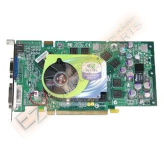 dell 256mb nvidia geforce 6800 pcie dual video k9341