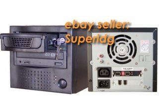 Bay IDE Firewire Hard Drive DVD Enclosure All Master
