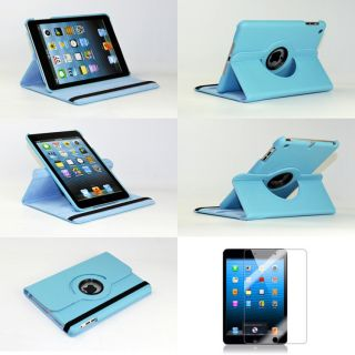High Quality Apple iPad Mini 360 Rotating Leather Case Cover