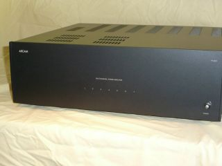 Arcam P1000 7 Channel Power Amplifier