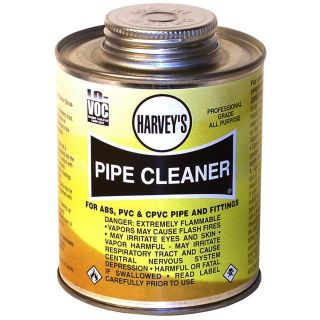 Harvey 019110 24 Wm Co 1 2 Pint Clear All Purpose Pipe Cleaner