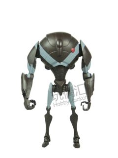 Star Wars The Clone Wars Battle Pack Super Battle Droid Loose
