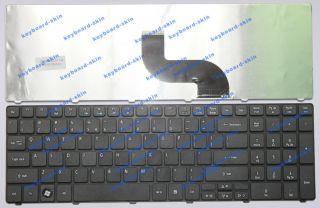 Genuine Acer Aspire 5253 Series Laptop Keyboard Black US New