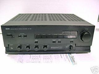 Yamaha AX 700U Absolute Linear Amplification 220 Watts RMS