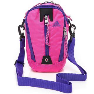 BN Adidas Active Life Organizer Messenger Bag Pink