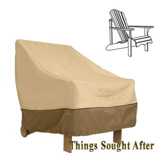 Cover for Adirondack Chair Outdoor Furniture Patio Deck Pool Yard