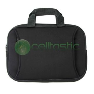 Black Carry Soft Bag Case for Acer Iconia Tab A500 A501