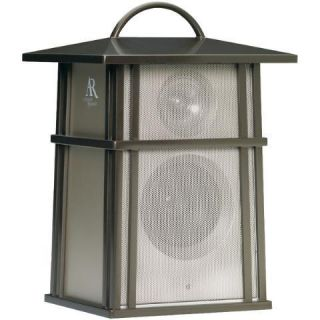 ACOUSTIC RESEARCH AW825 3 2 Way Wireless Indoor Outdoor Speaker