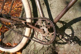 1904 Le Globe RARE French Road Racer Unrestored Antique Original