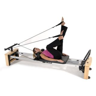 Pro XP 557 Pilates Reformer XP557 with Rebounder Stand