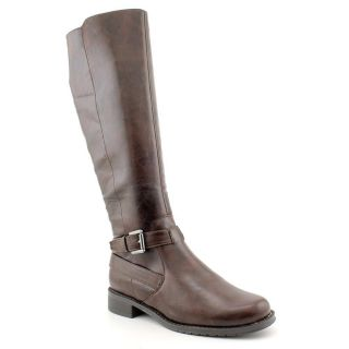 Aerosoles with Pride Womens Size 9 5 Brown Synthetic Fashion Knee High