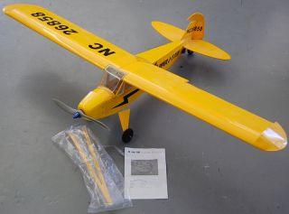 Piper Cub BNF 1260mm Wingspan RC Airplane Nitro Gas