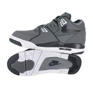 NIKE AIR FLIGHT 89 COOL GREY OH SNAP MENS US SIZE 11, UK 10
