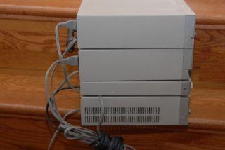mini aiwa stereo system c80 r80 mt 80 p80