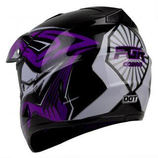 Youth XL PGR x25 Purple Cobra Kids Mountain Bike BMX MTB DH x Game Dot