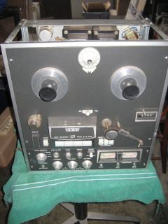 Akai 345 Vintage Tube Reel to Reel Tape Recorder