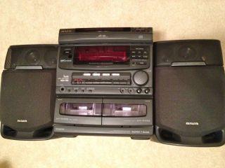 Aiwa Stereo System NSX V50