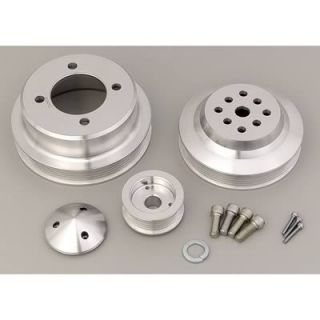 March Performance Ford 302 351W/C Serpentine Conversion Kit 1675