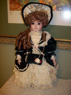 Doll 18 Musical Gorham Susan Stone Aiken Doll Look