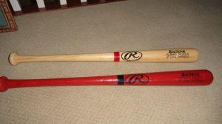 Albert Pujols St Louis Cardinal SGA Baseball Bat