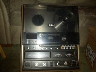 Akai GX 280 DSS Reel to Reel Tape Recorder