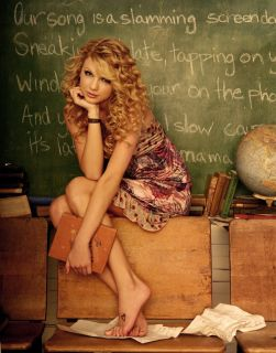 Taylor Swift Sexy Country Fearless Speak Now Mean Poster Print Very
