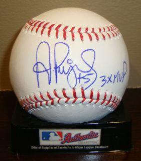 Albert Pujols autograph signed autographed baseball Angels Cardinals