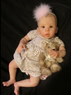 Reborn Baby Doll Kit   LAURA (self portrait) by Laura Tuzio Ross (NEW