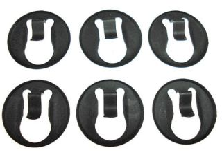 41 58 Chrysler Dodge Plymouth Window Regulator Clips