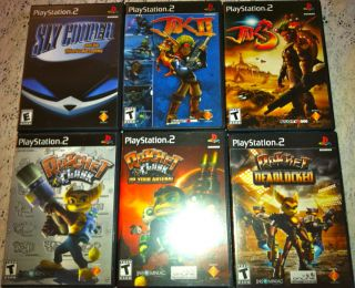 playstation 2 all games list