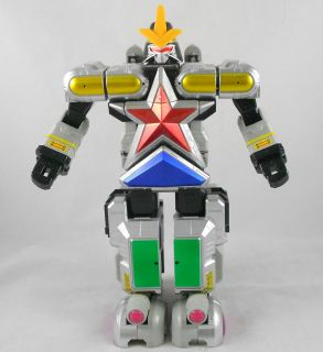 Bandai Power Ranger Zeo Deluxe Super Zeo Megazord