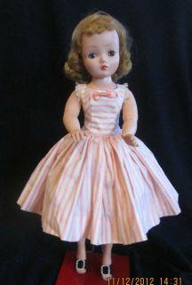 Vintage Madame Alexander 20 Cissy Doll