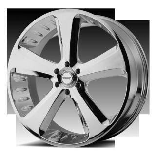 20 Wheels Rims American Racing Hot Rod Circuit Chrome Tundra Sequoia