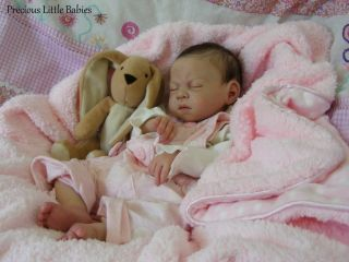 PLBD Reborn Baby DOLL KIT   PAIGE by Sandra White (Ltd Edition 500