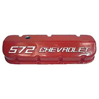 GM Performance Cast Aluminum Valve Covers 12499200 Chevy BBC 396 427