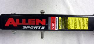 Bike Rack Allen Sports 532R Deluxe 3 Bike Hitch Mount