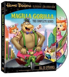 magilla gorilla the complete series 1964 dvd