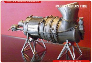 Lotus 56 56B Turbine Engine Kit STP 1 20 Pratt Whitney No RSV